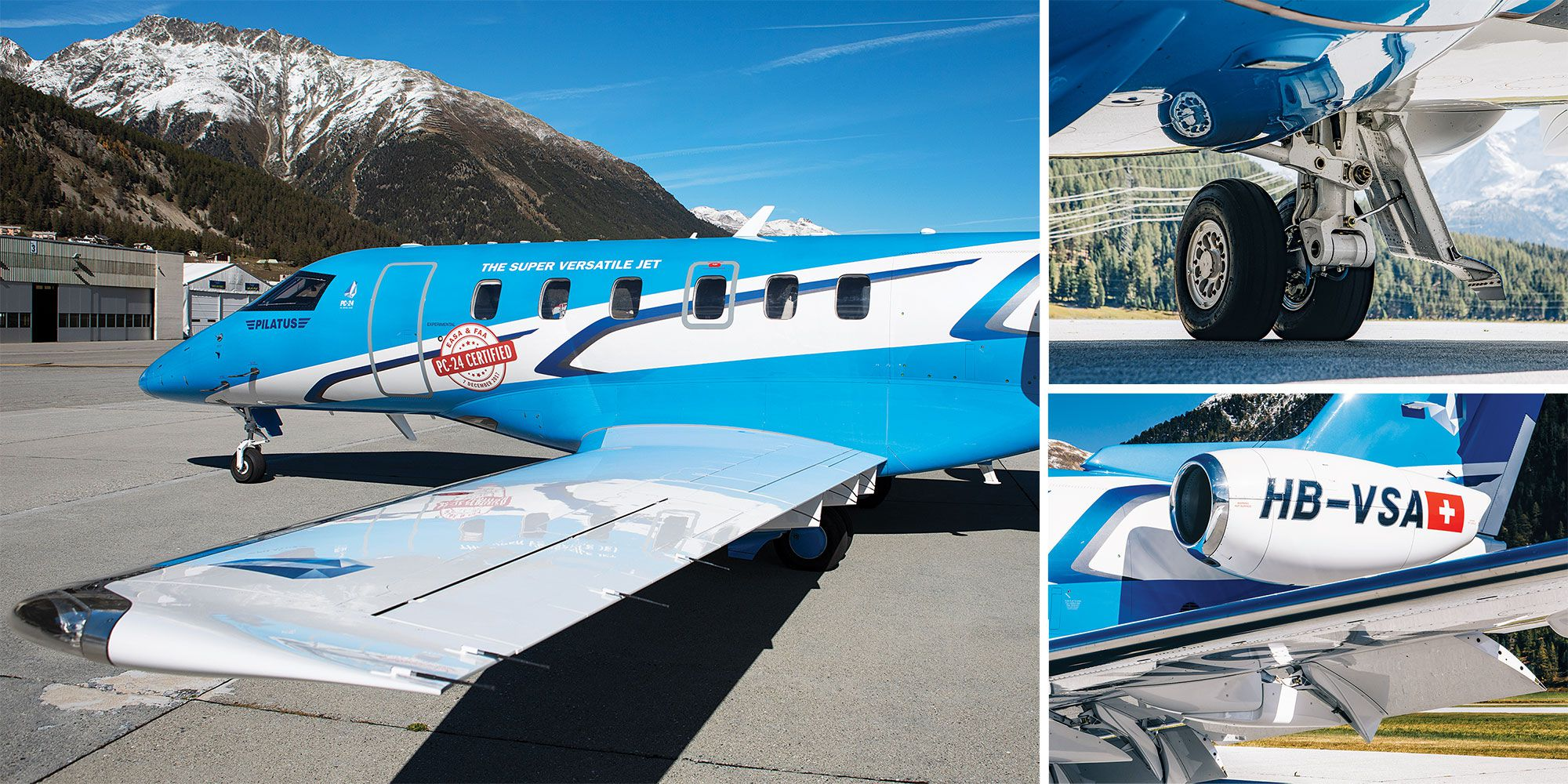 What It's Like to Fly the Pilatus PC-24   Flying