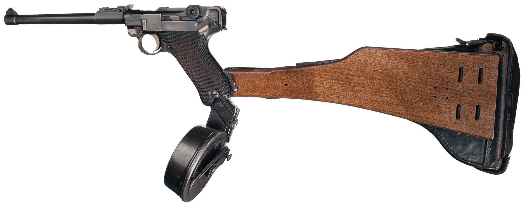 The Luger: Gun of the Week | Range 365
