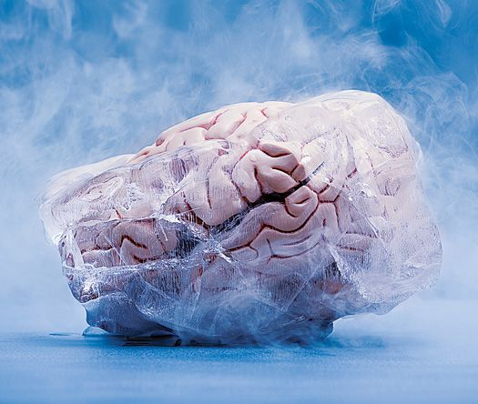 Can 'Brain Freeze' Cause Long-Term Brain Damage? | Popular Science