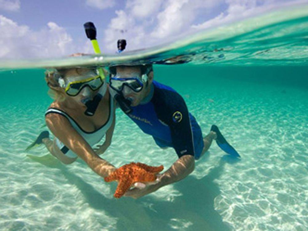 Snorkel Exploration Package at Xanadu Island Resort in Belize | Islands