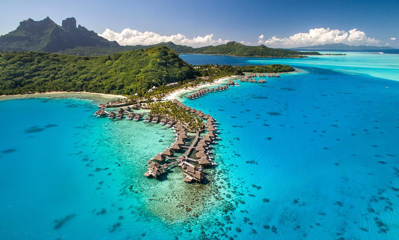 Best Overwater Bungalows In The World Islands