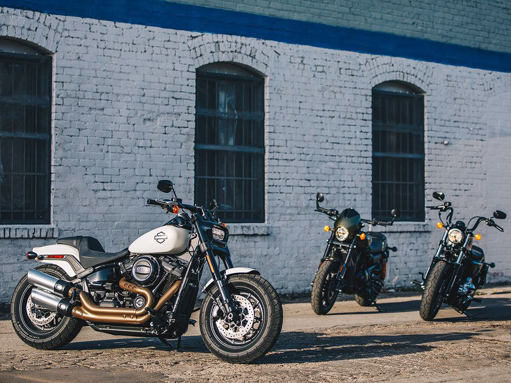 Riding The 2018 Harley-Davidson Forty-Eight Special, Street
