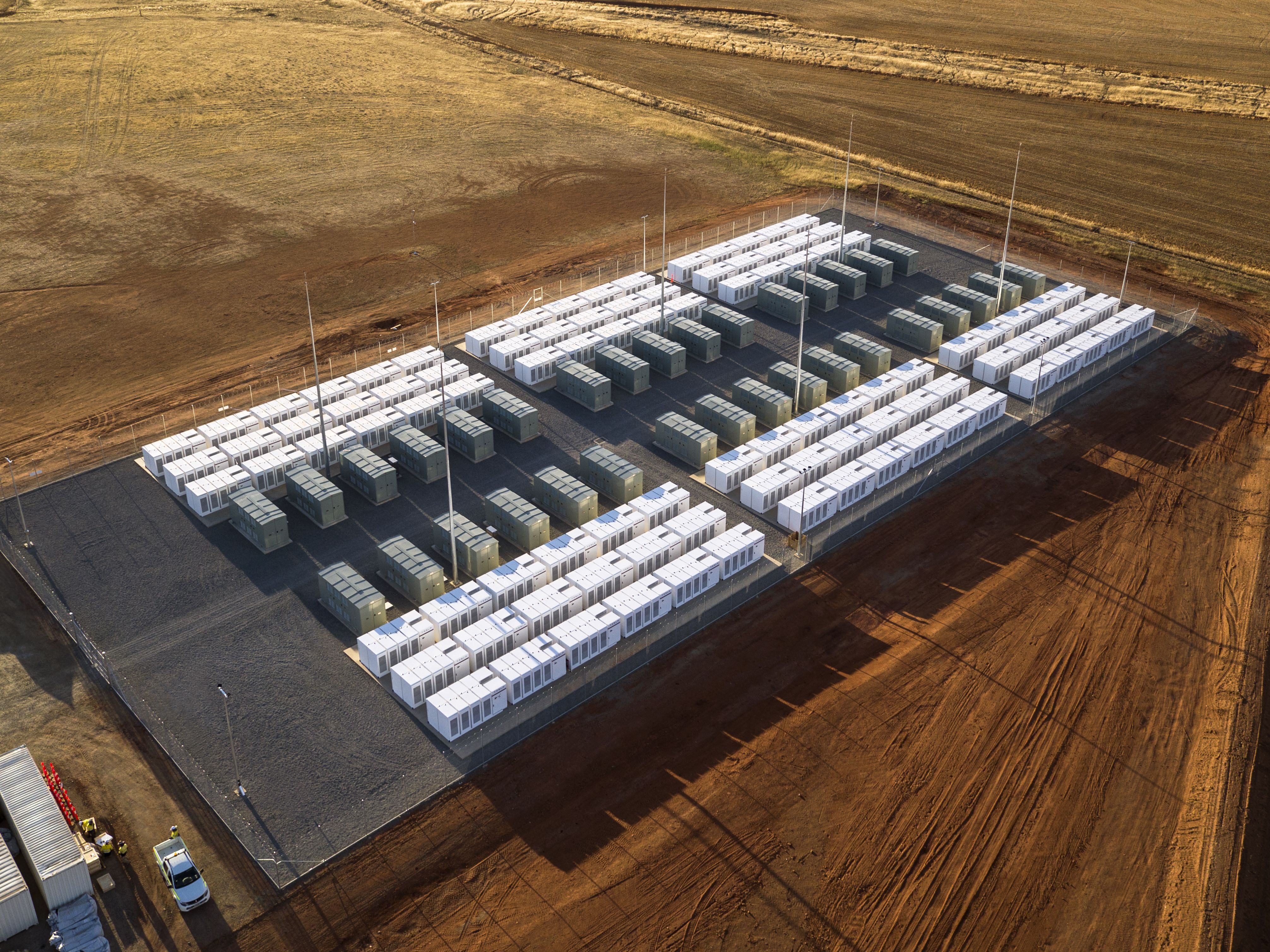 Tesla Actually Built The World S Biggest Battery Here S How It Works Popular Science