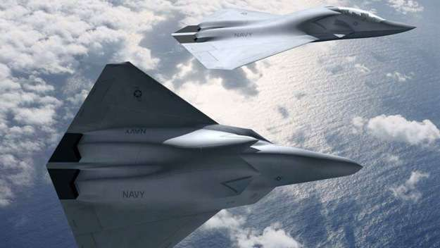 Get Ready For The Next Generation Fighter Jet | Popular Science