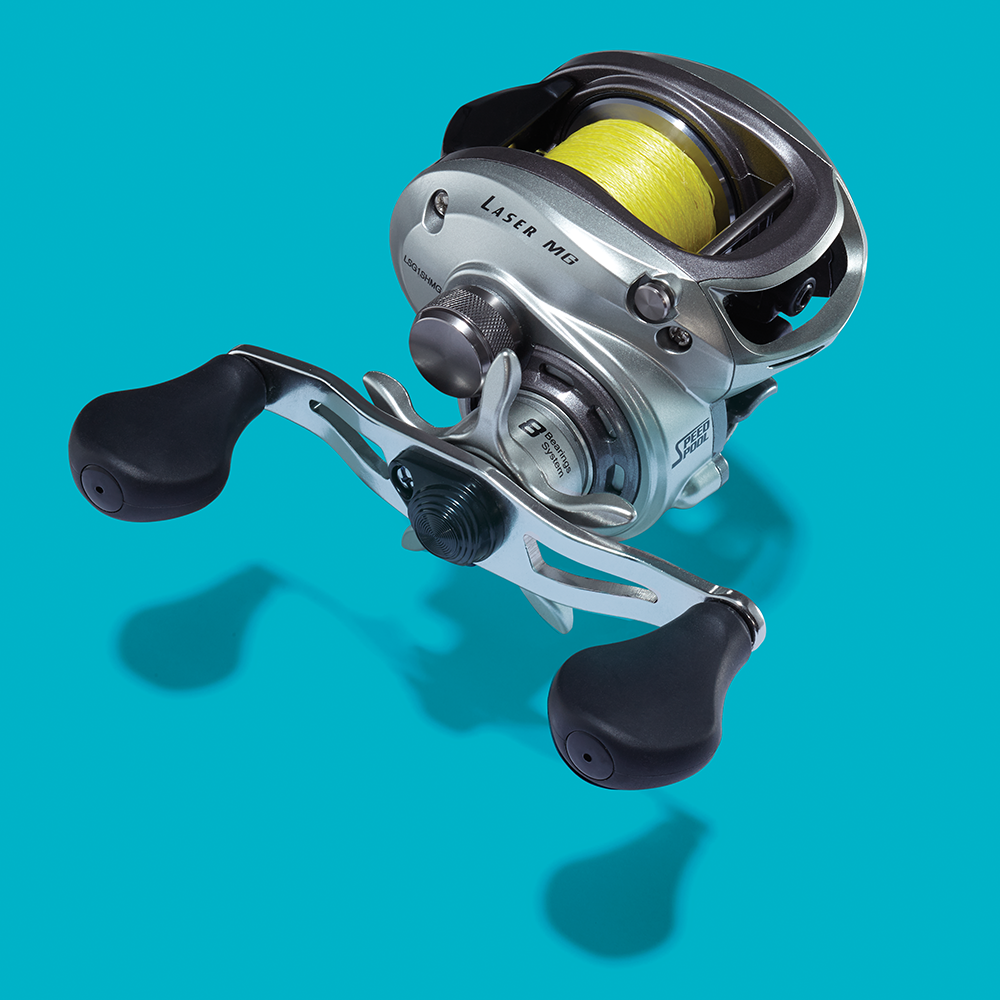 New Fishing Tackle: 22 Spinning and Baitcasting Reels Tested
