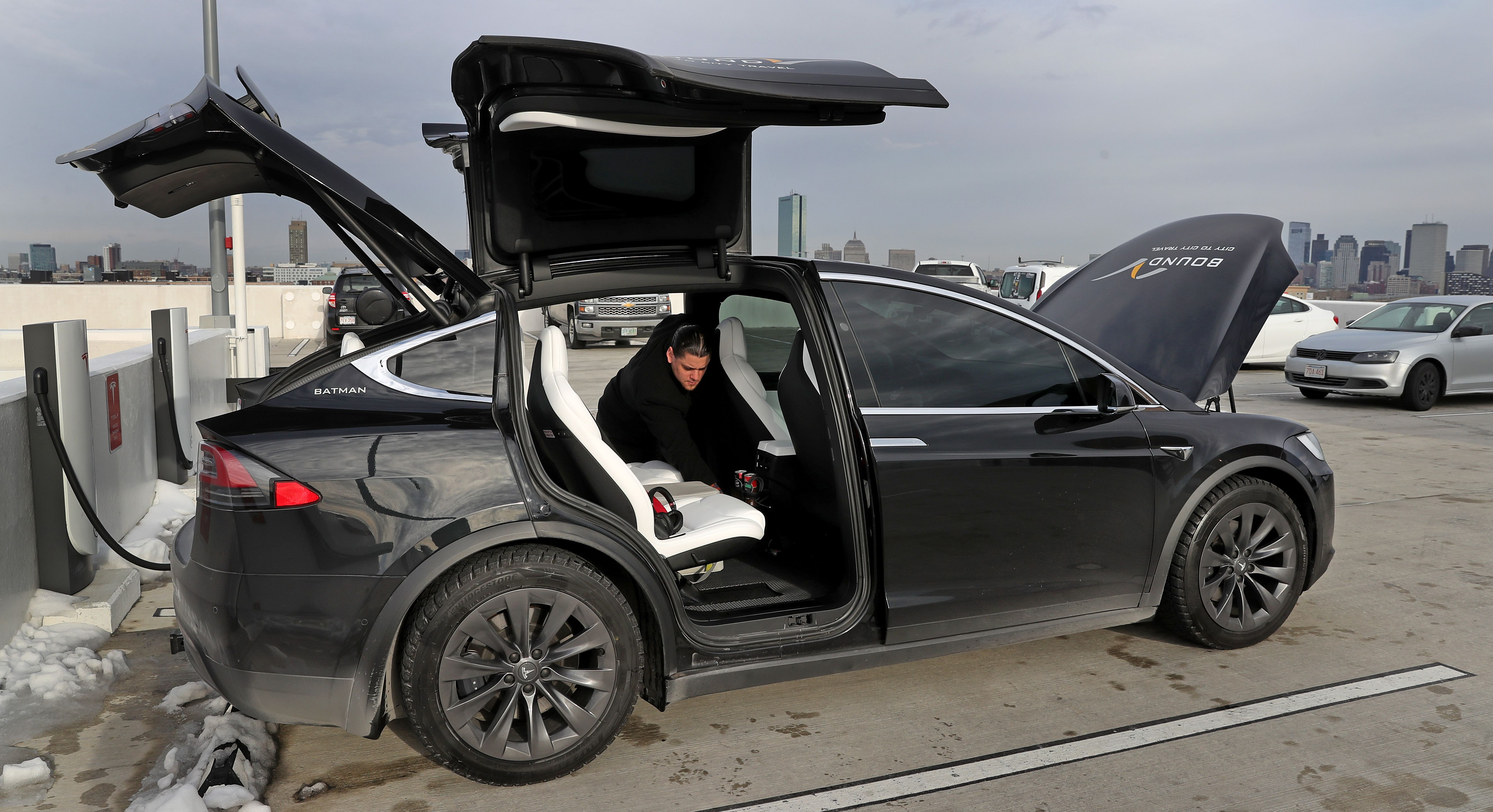 Electric dreams: Boston to New York in a Tesla, for $99 - The Boston