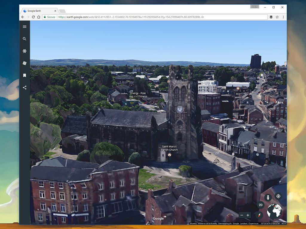 How to use Google Earth and Street View to explore the