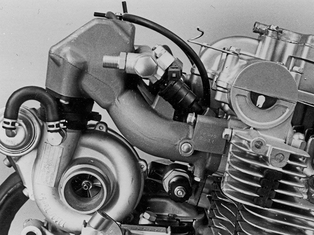 Turbocharged Motorcycles of the 1980s | Motorcyclist