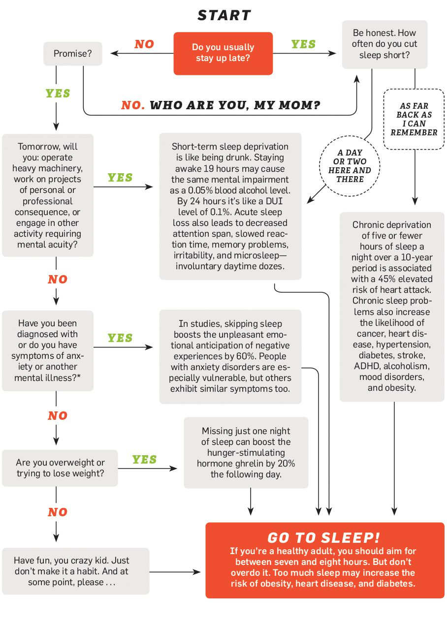 Should You Stay Up Late? | Popular Science