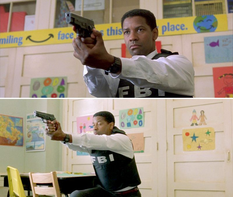 Movie Guns of Denzel Washington: Part 2 | Range 365