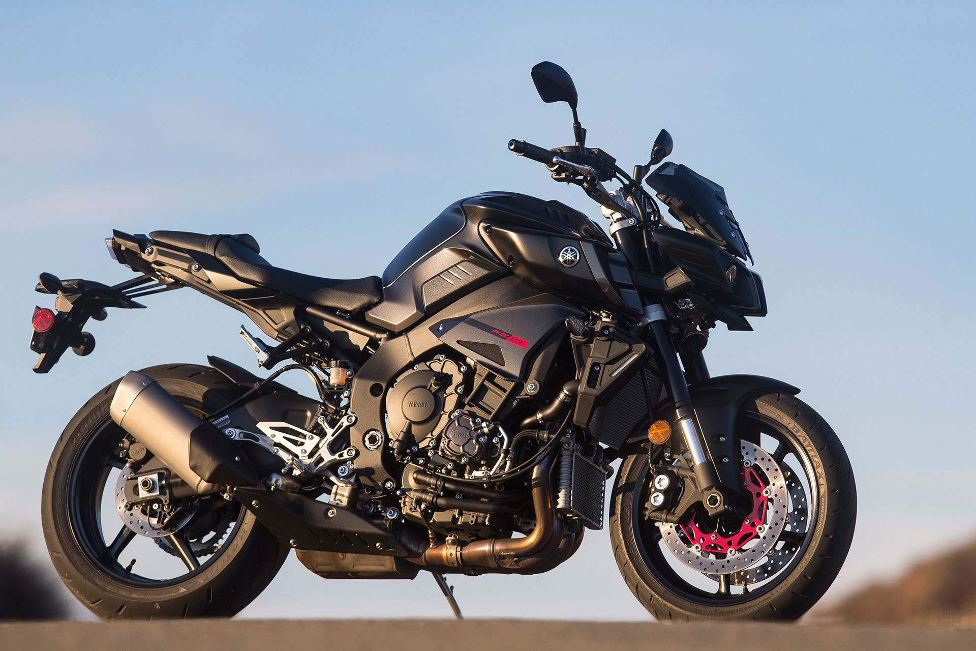 2017 Yamaha FZ-10 Naked Bike Road Test Review | Cycle World