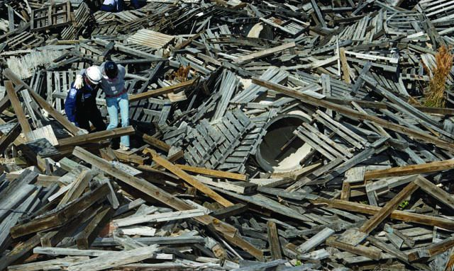 Disaster City: Inside the World's Largest Search-and-Rescue