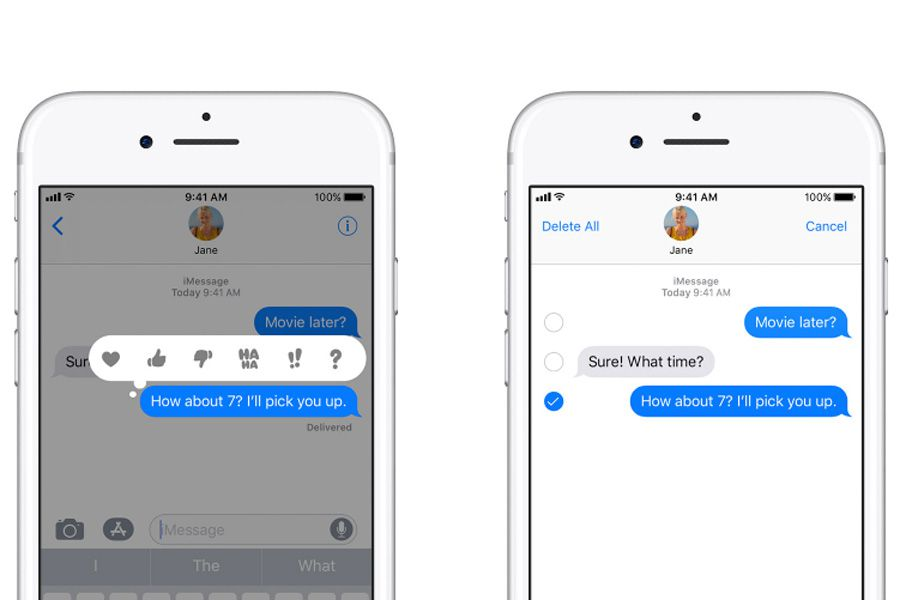 iOS 11 4 finally cleans up text conversations with Messages