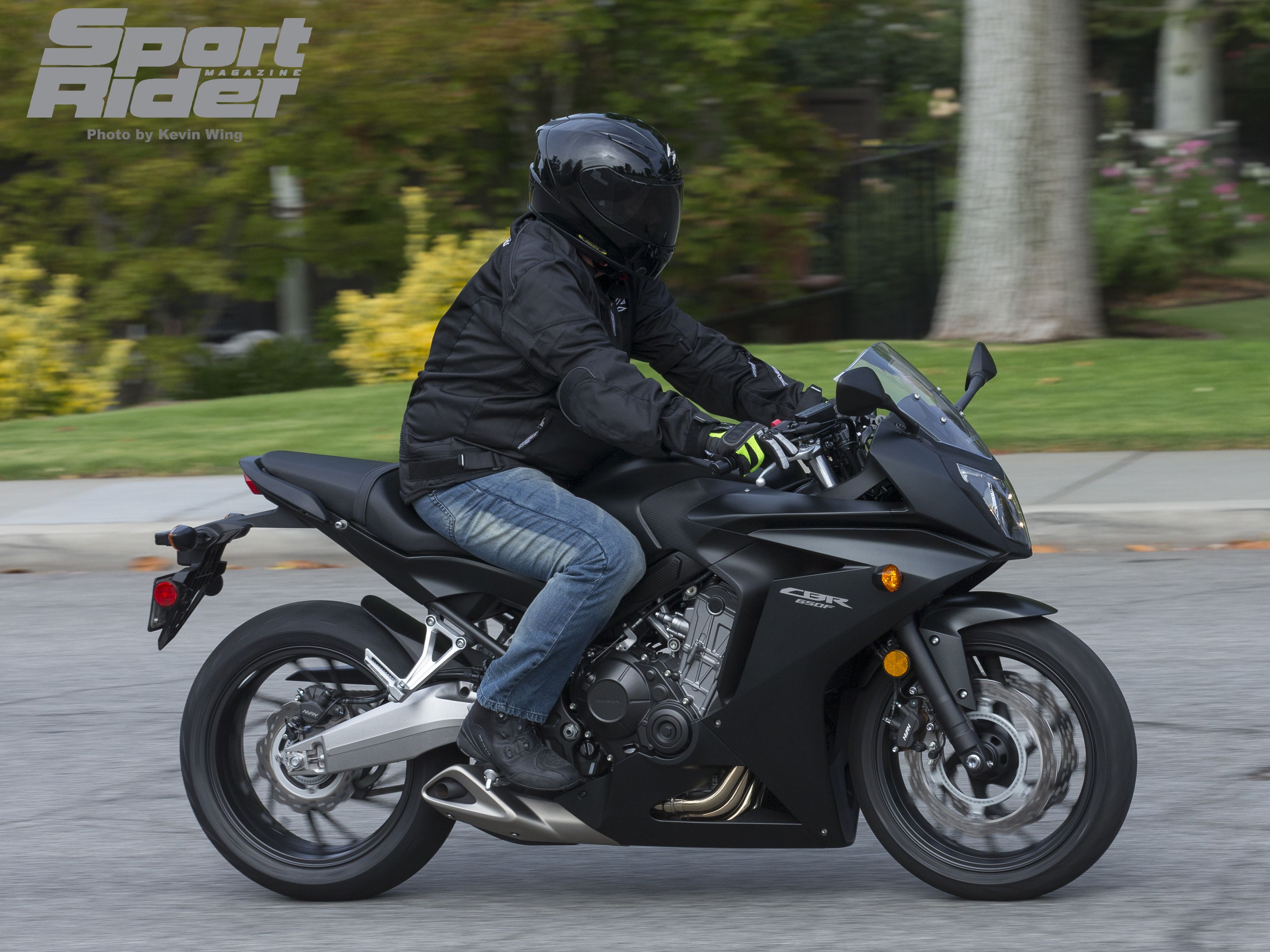 2014 Honda Cbr650f First Ride Review Cycle World