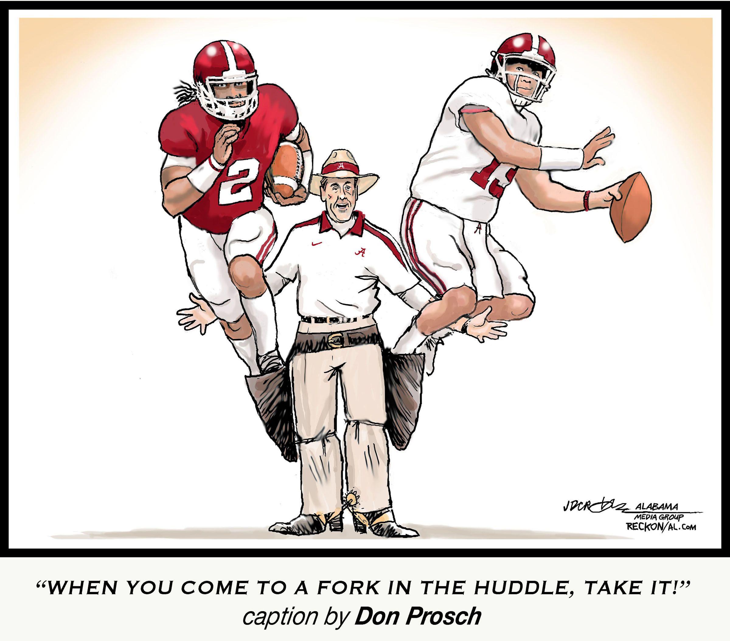 Alabama vs Clemson: Tango in the trenches - al com