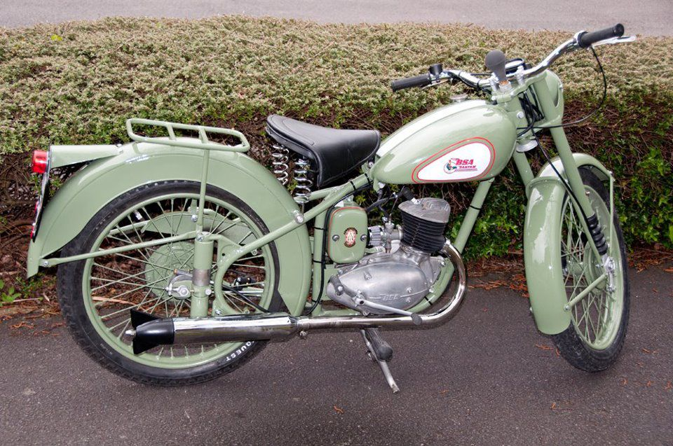 BSA Bantam and Harley-Davidson Hummer - CLASSICS REMEMBERED | Cycle