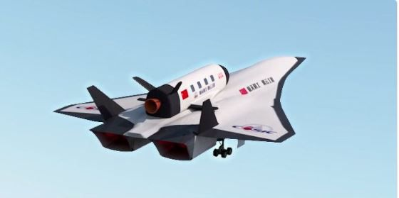 China's hypersonic military projects include spaceplanes and