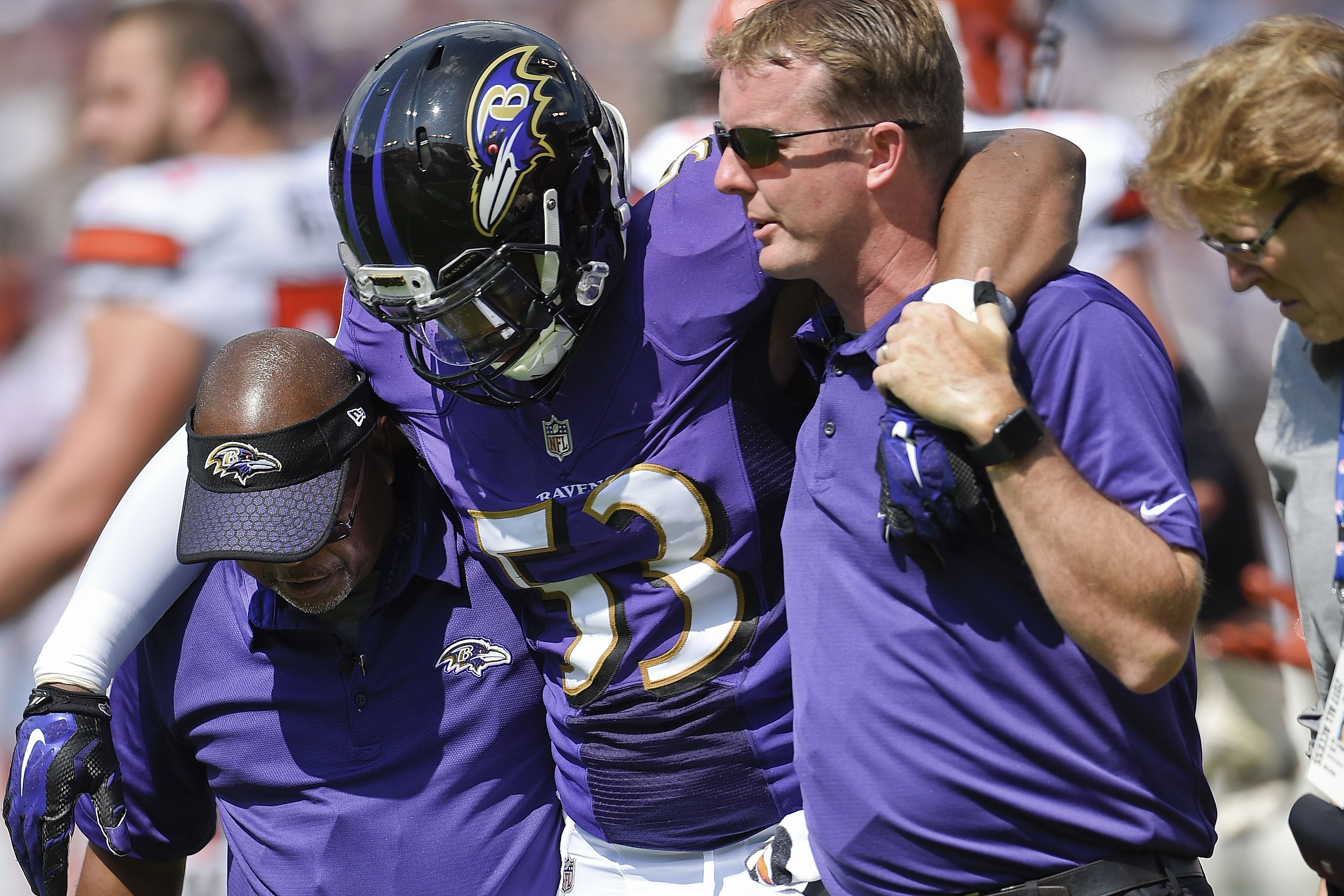 Baltimore Ravens waive 2 players; special teams standout meets new ...