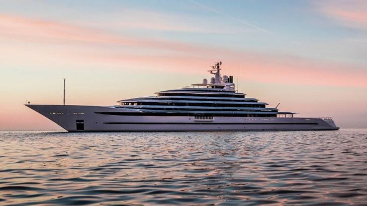 Burgess Yachts Announces Sale Of Oceanco Jubilee Yachting