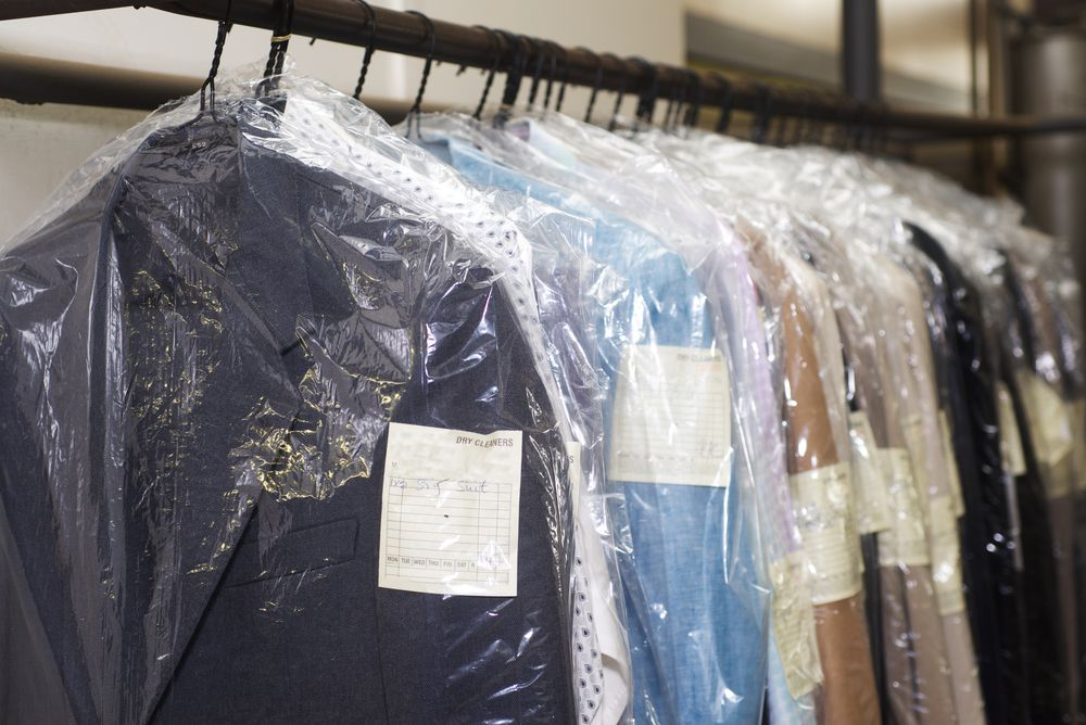 Dry cleaning is dirtier than you think  Meet the neurotoxin