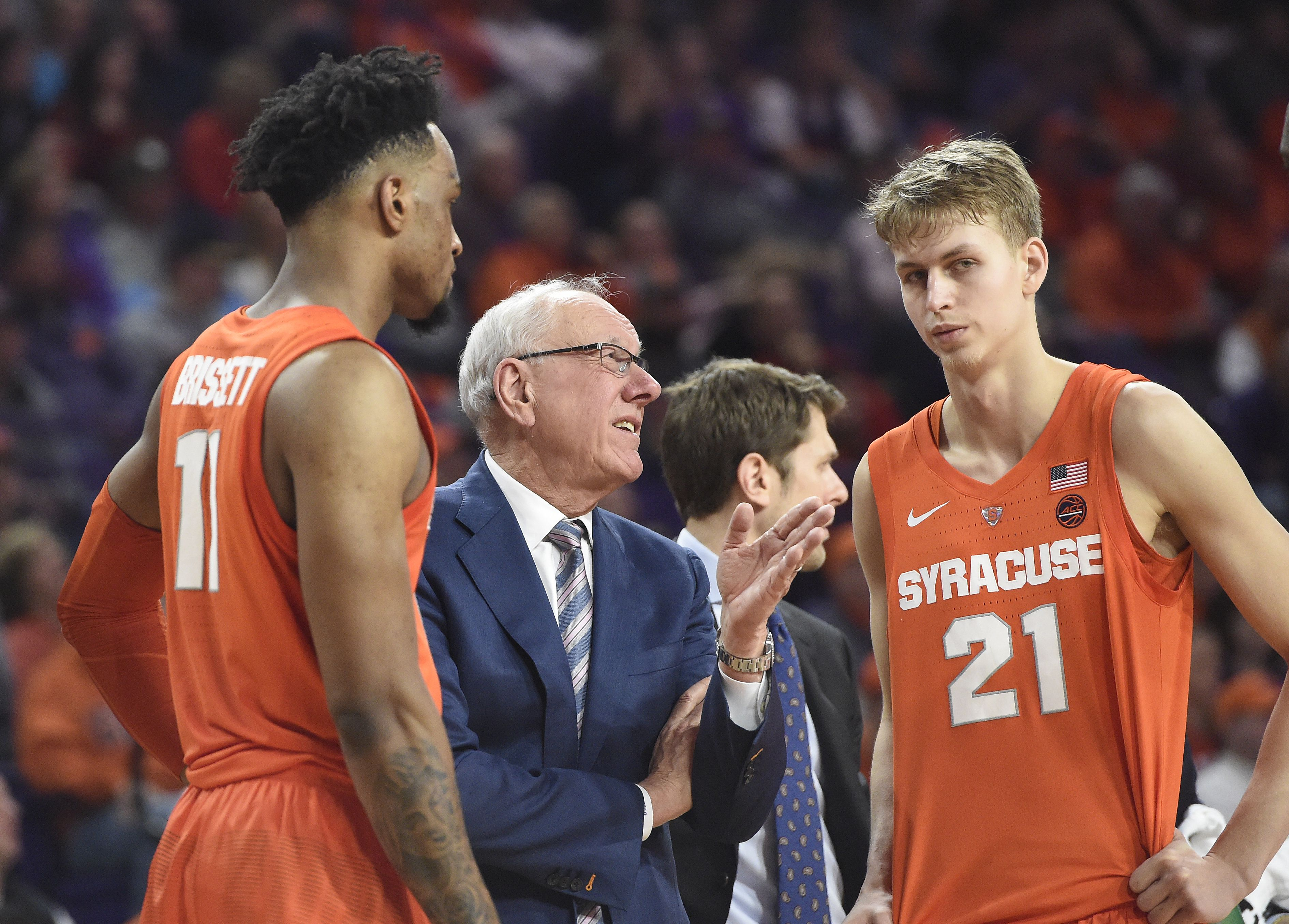 What Channel Is Syracuse Basketball S Acc Tournament Game On