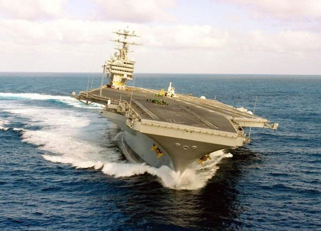 Several Reasons Why Aircraft Carriers Are Super Dangerous ...