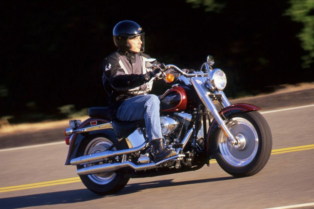 Harley-Davidson Fat Boy Review, Road Test Data | Cycle World on