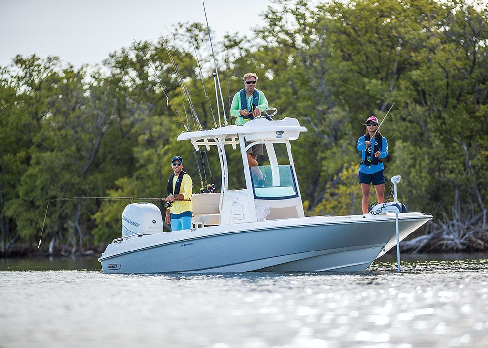 Boston Whaler 240 Dauntless Pro: 2019 Boat Buyers Guide | Sport