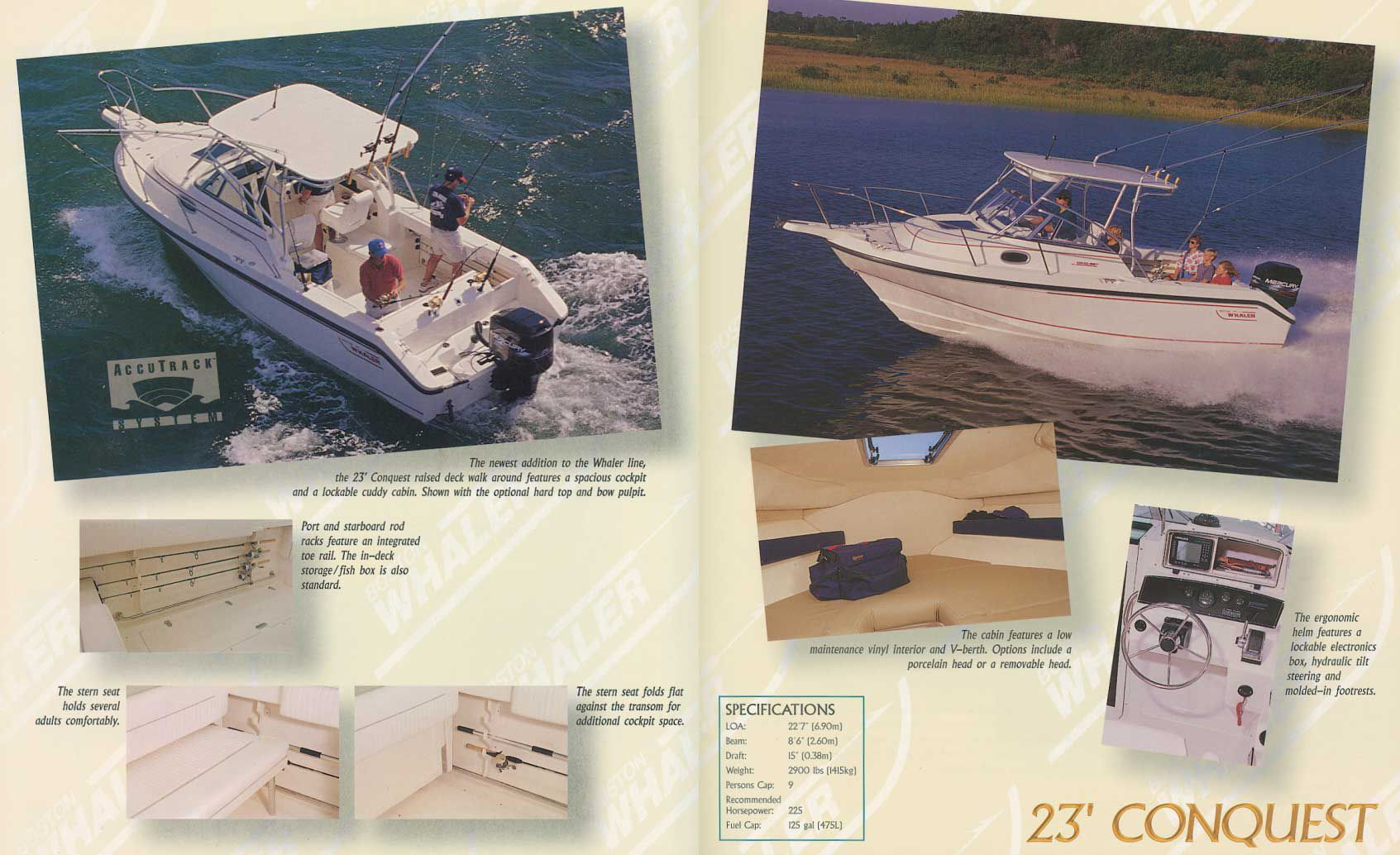 The 19 Innovations that Redefined Boston Whaler | Boating