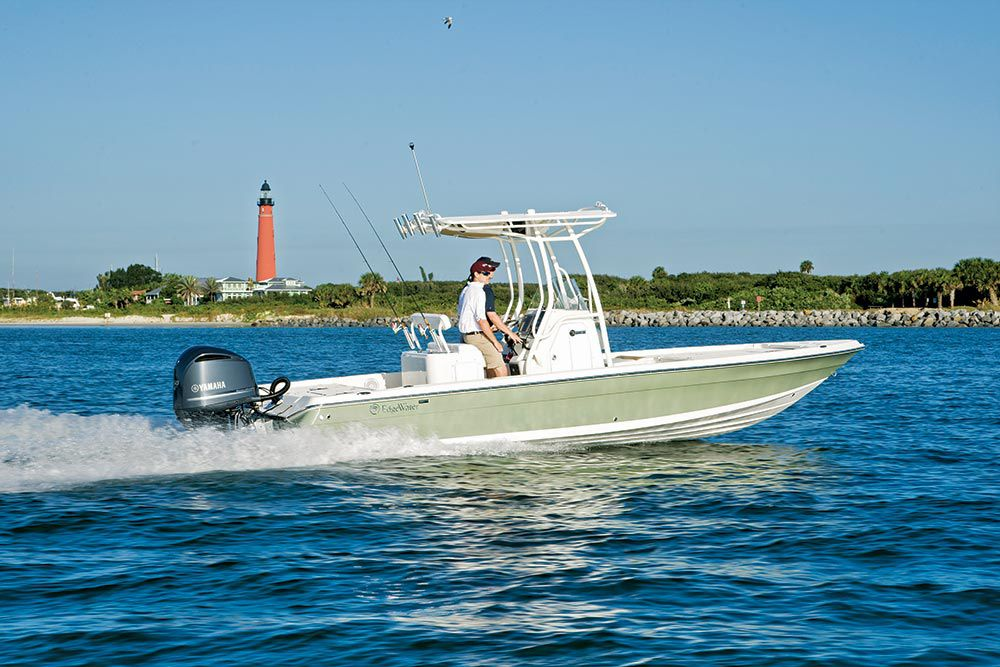 Bay Boats that Can Go Offshore Fishing | Sport Fishing Magazine