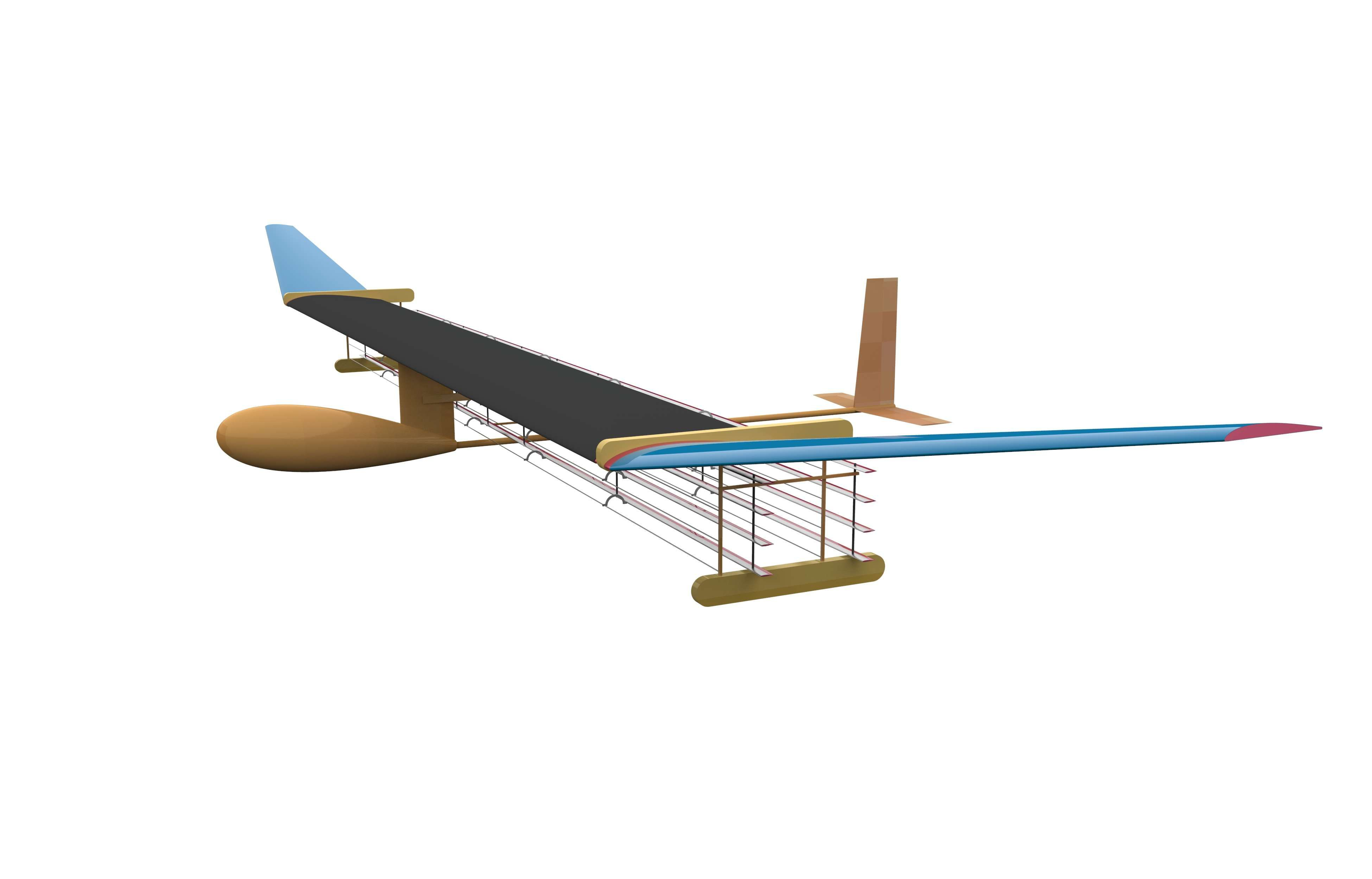 This New Ion Drive Airplane Flew Straight Out Of Science Fiction Popular Science