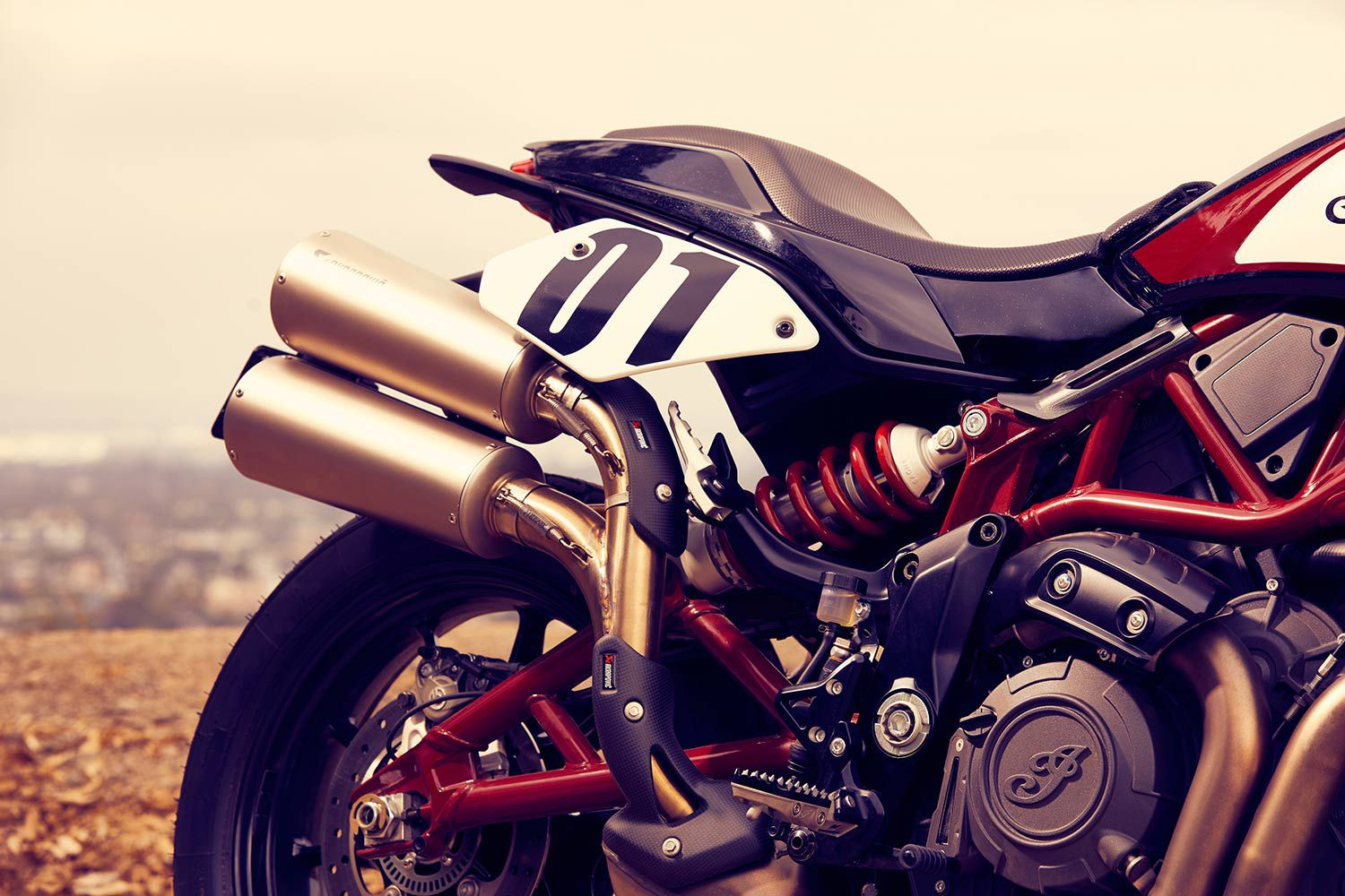 Indian Announces Accessory Kits For FTR 1200 | Motorcycle