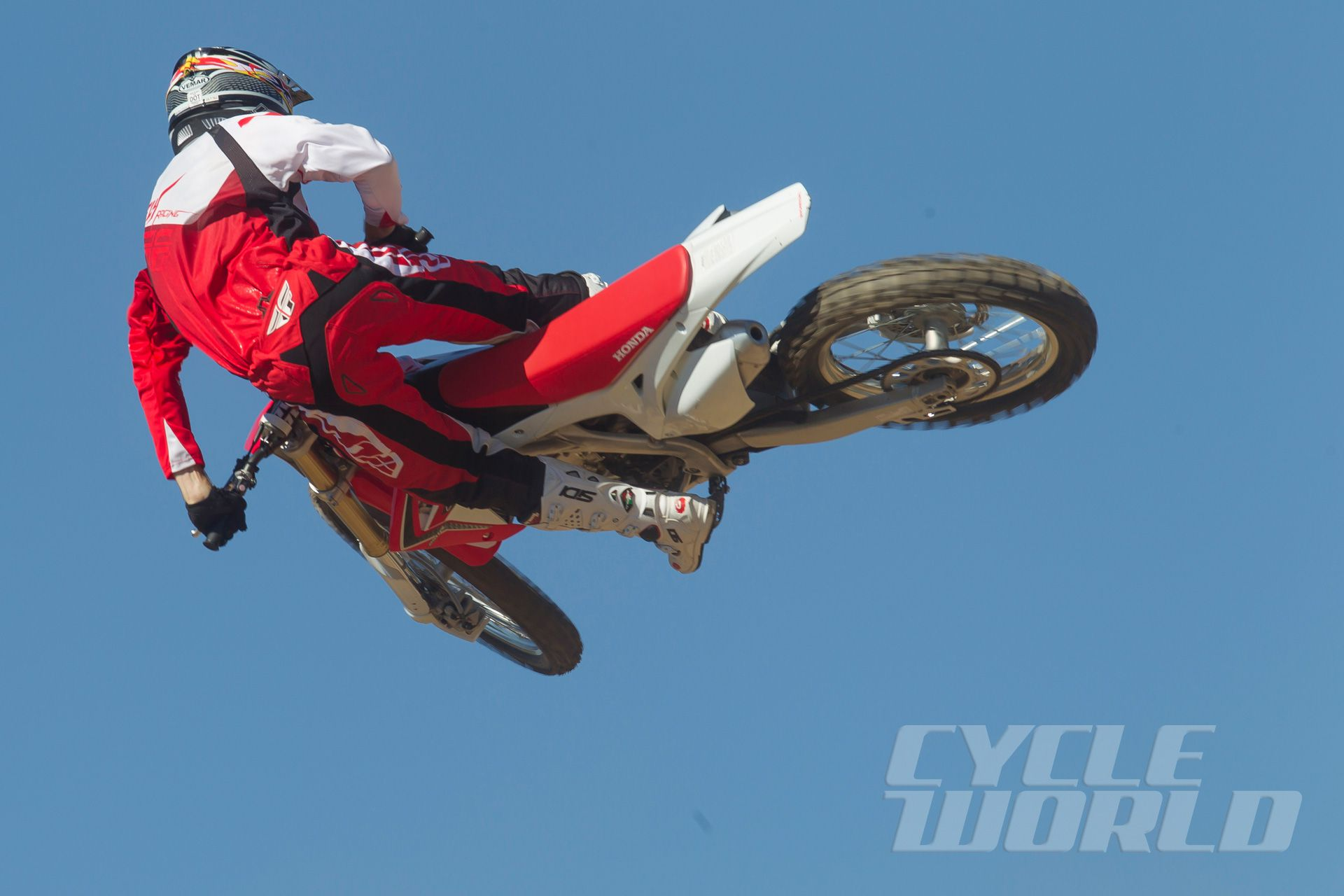 2014 Honda CRF250R First Ride Review- Photos | Cycle World
