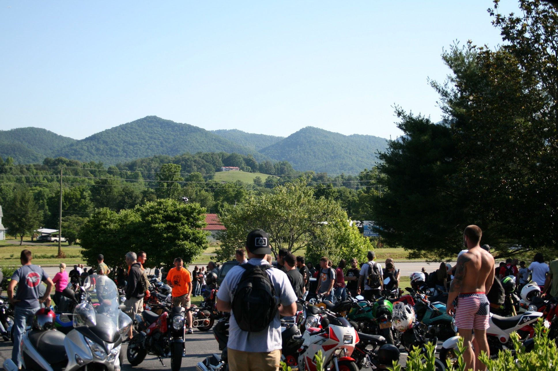 2016 Smokey Mountain Crawl, Honda Ruckus vs  The Dragon | Cycle World