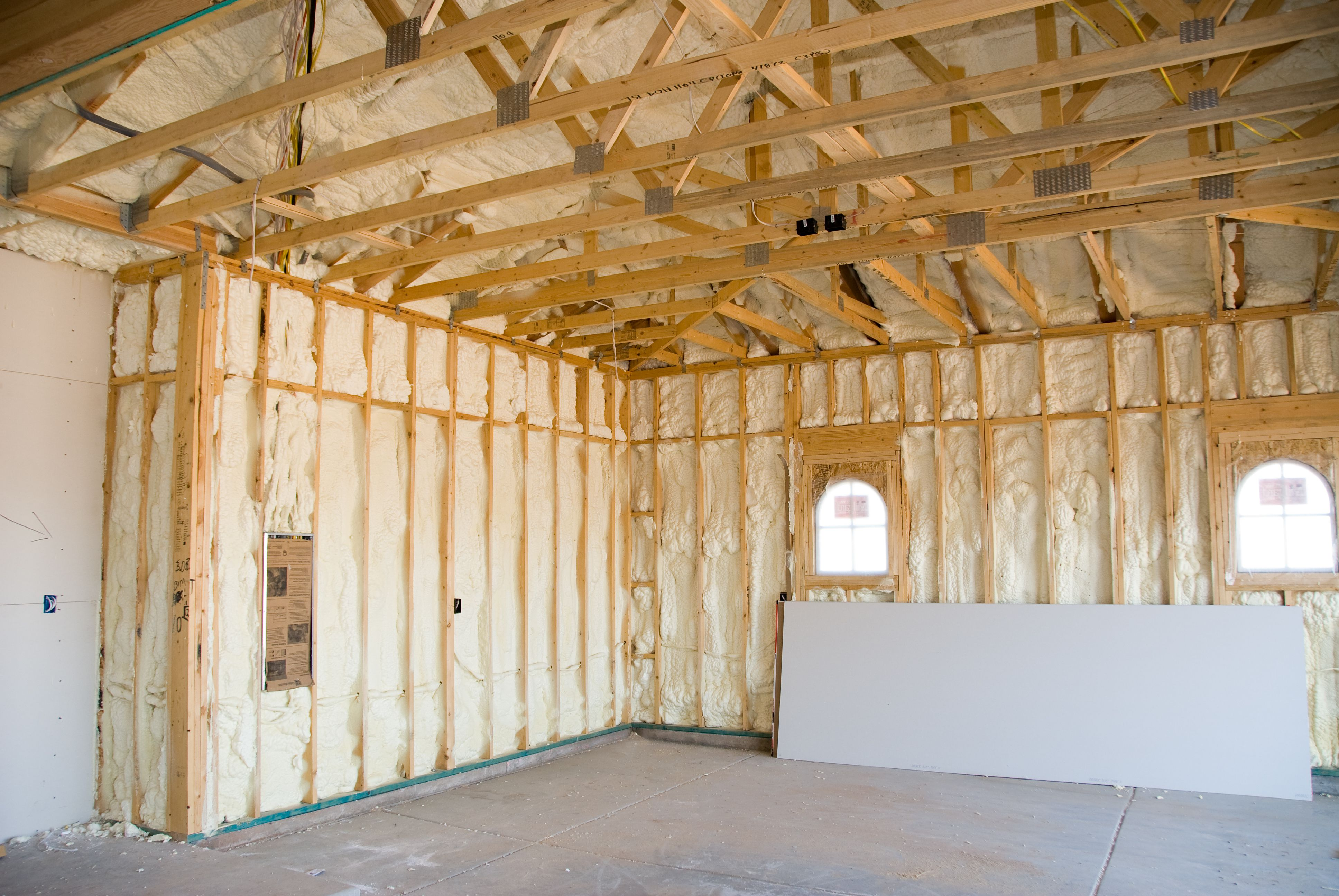 An open and shut case on closed-cell insulation - The Boston