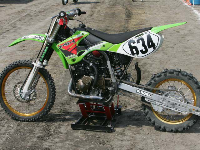 2006 Billings Hillclimb Championship Part 1 - Dirt Rider