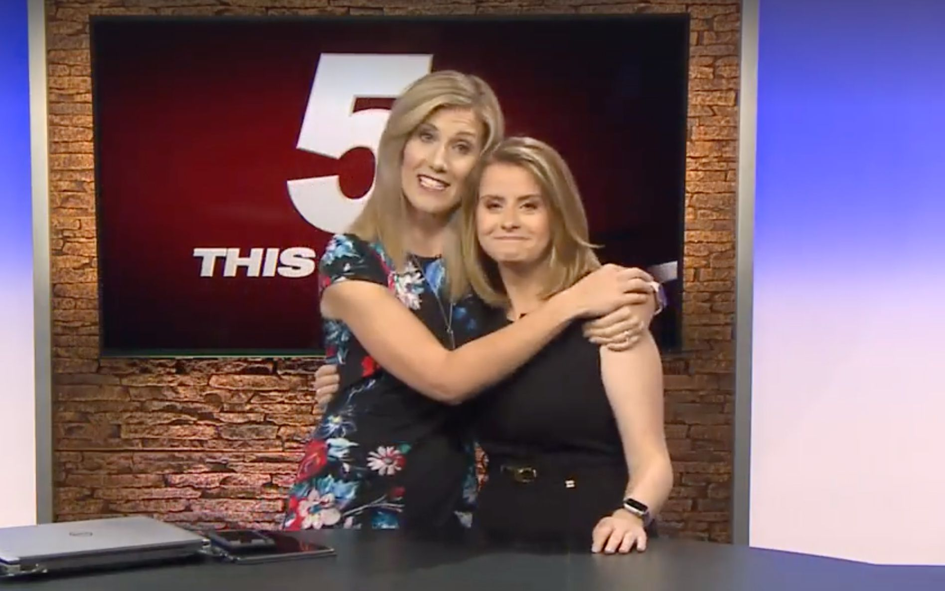 Allison Bybee Molly Matott Bid Farewell On Cny Central After 4 Years Syracuse Com