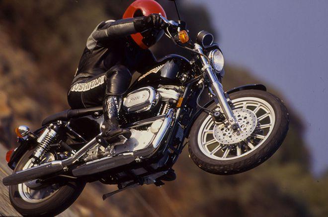 1998 Harley-Davidson Sportster Sport Riding Impression | Cycle World