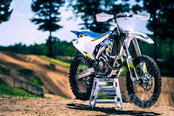2016 Husqvarna FC 250, FC 350, FC 450 FIRST RIDE Motorcycle Review