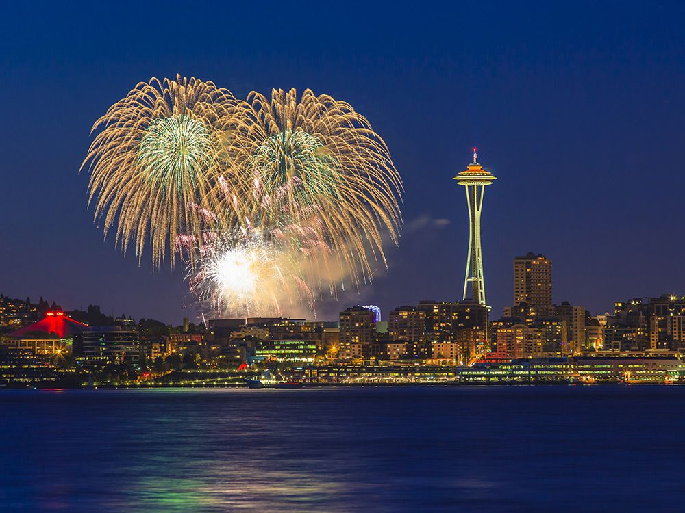 10 Best Places to Celebrate the 4th of July | Islands