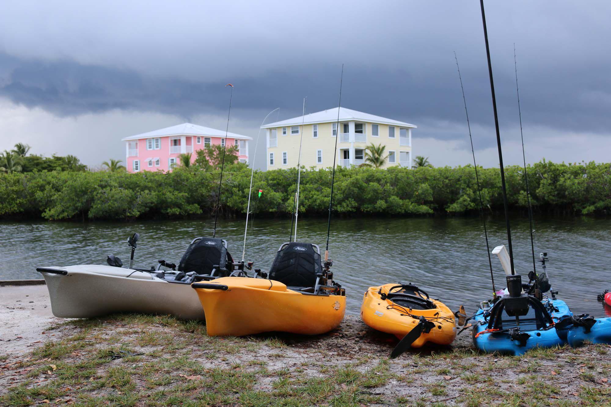 DIY Kayak Angling Florida's Gulf Coast   Outdoor Life