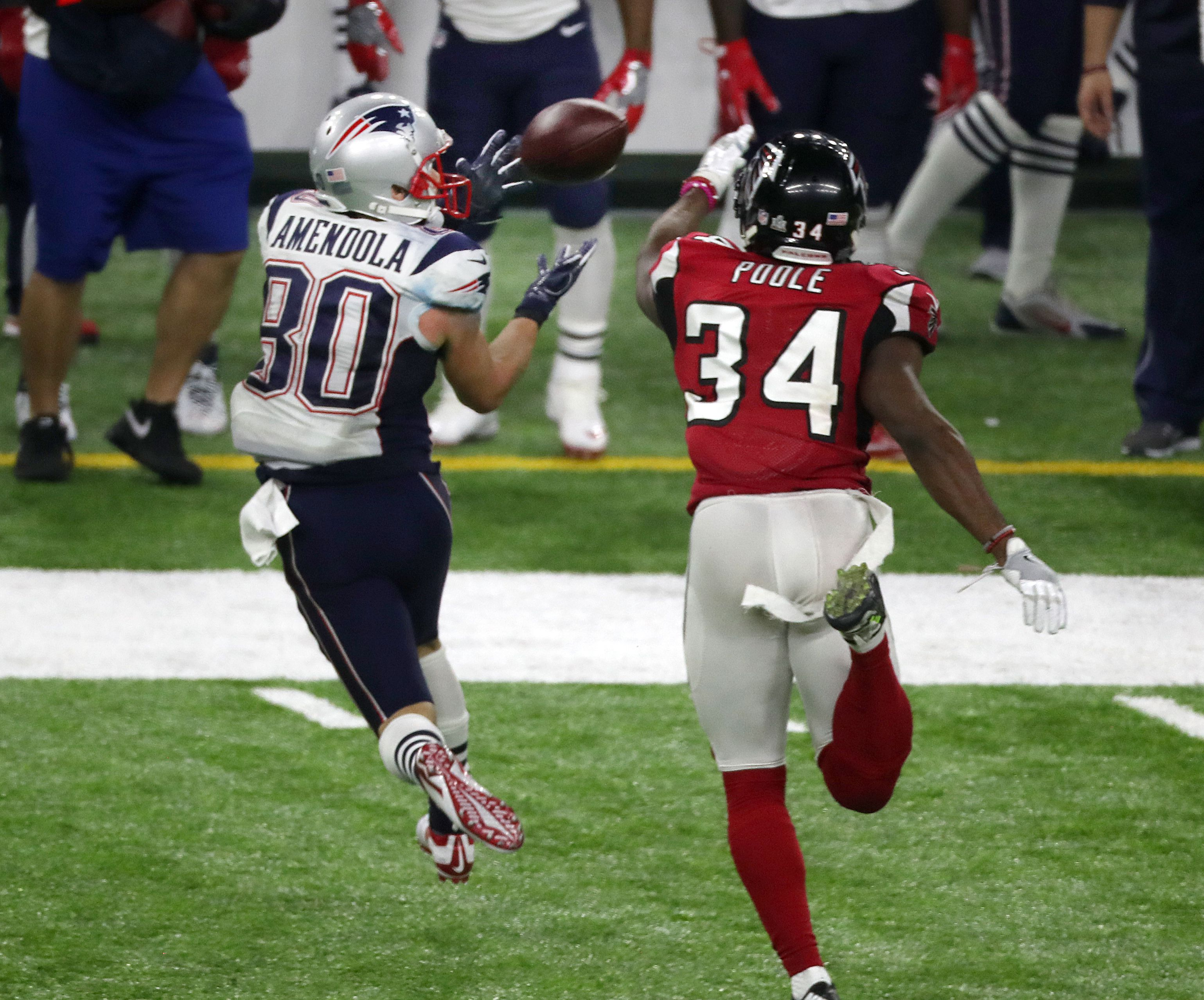 Patriots made a key adjustment to get offense going vs
