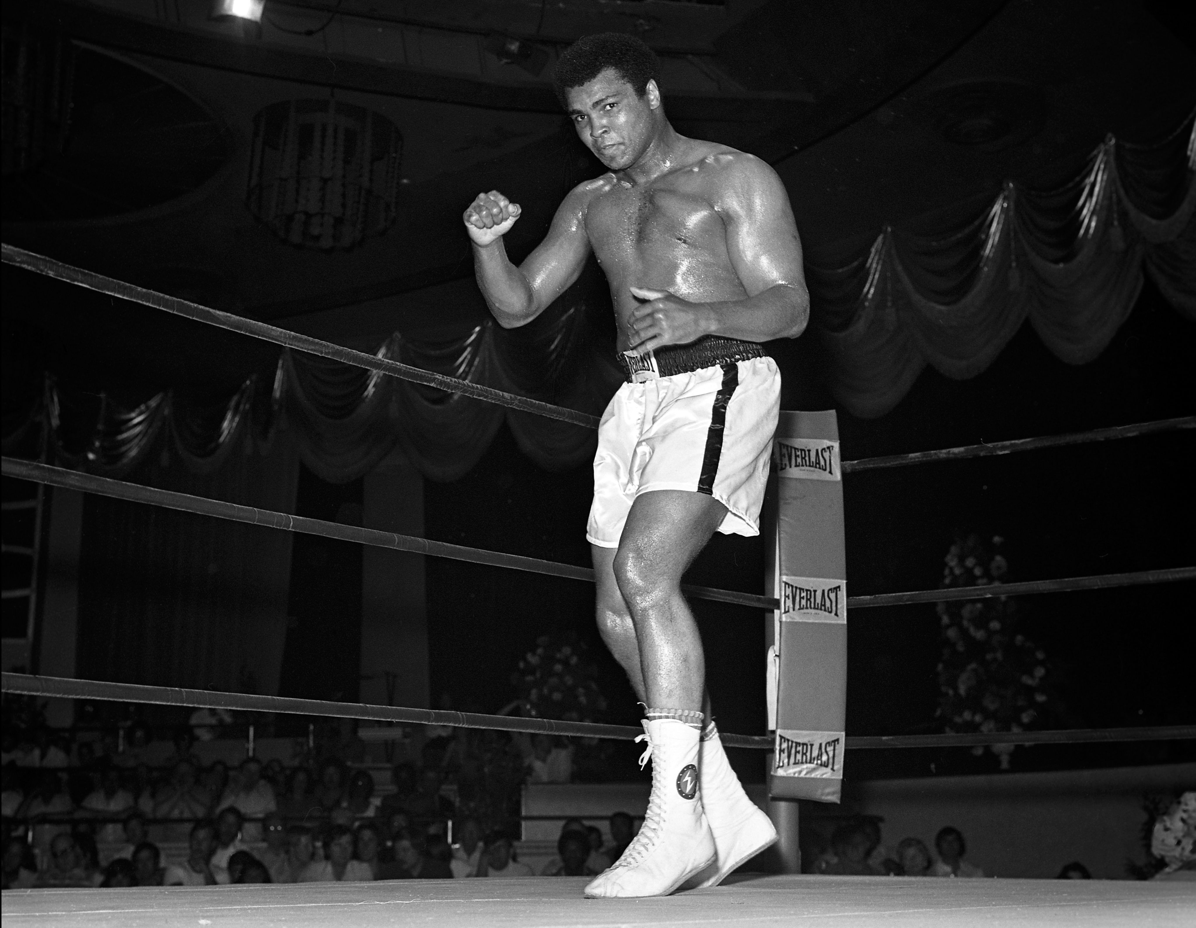 Muhammad Ali S Fights Outside The Ring The Boston Globe