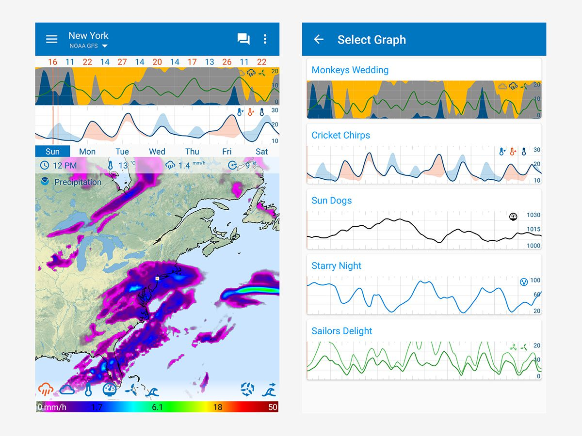 The best weather apps you can put on your phone | Popular Science