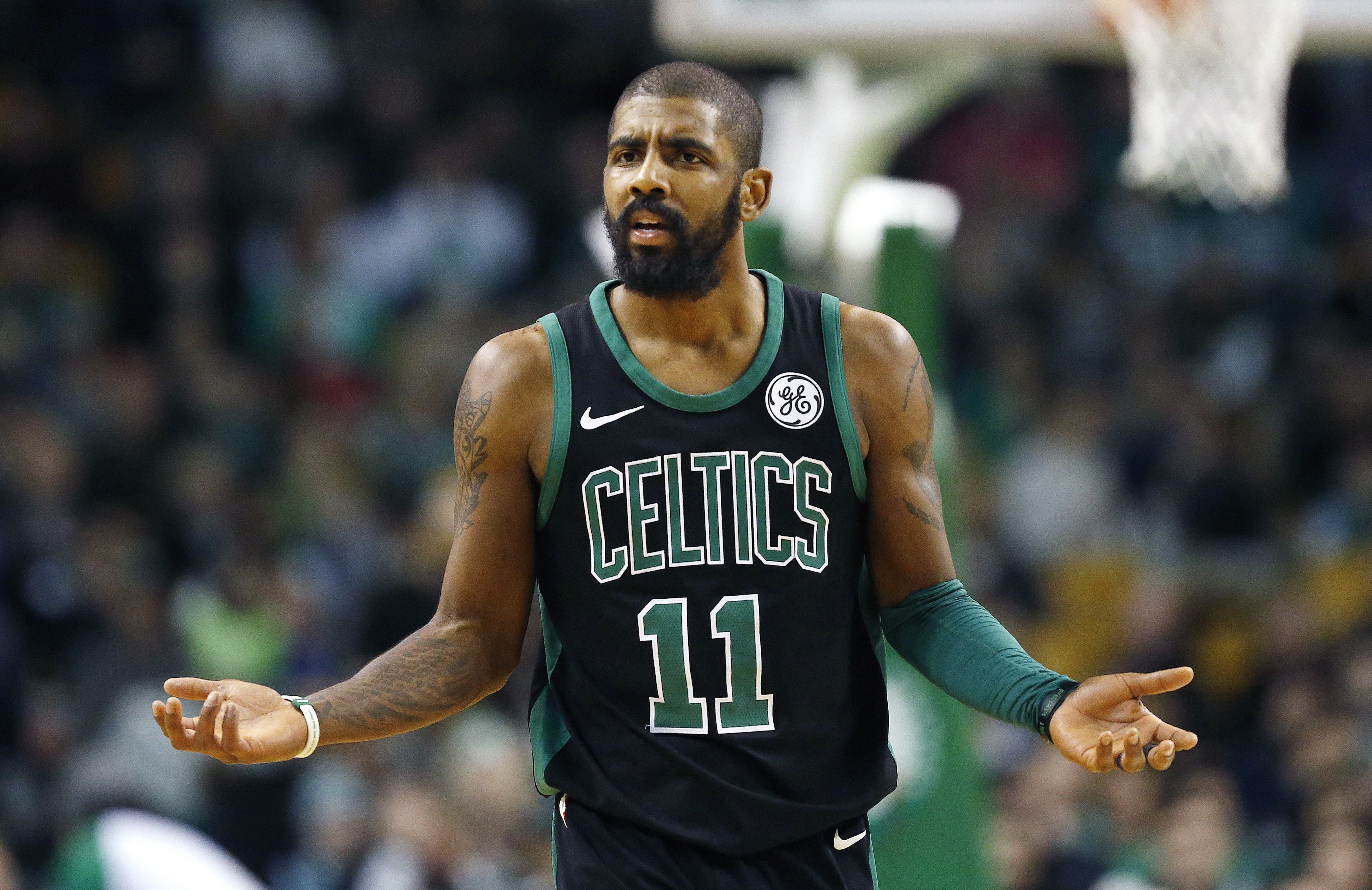 Boston Celtics news: Kyrie Irving takes trip to Japan, confirms he's  shooting a documentary - masslive.com
