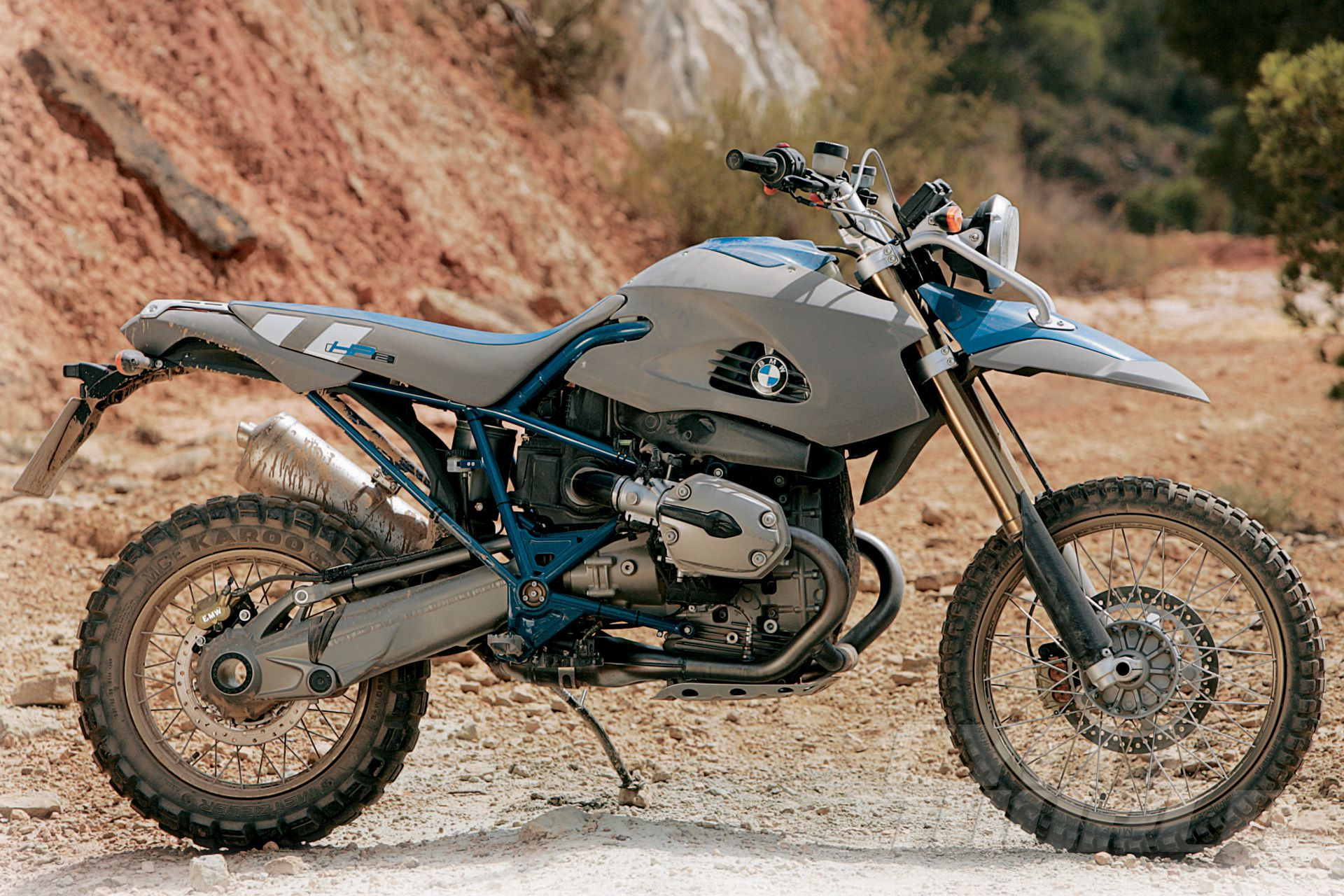 Bmw Hp2 Enduro Bike Motorcycle Review Cycle World