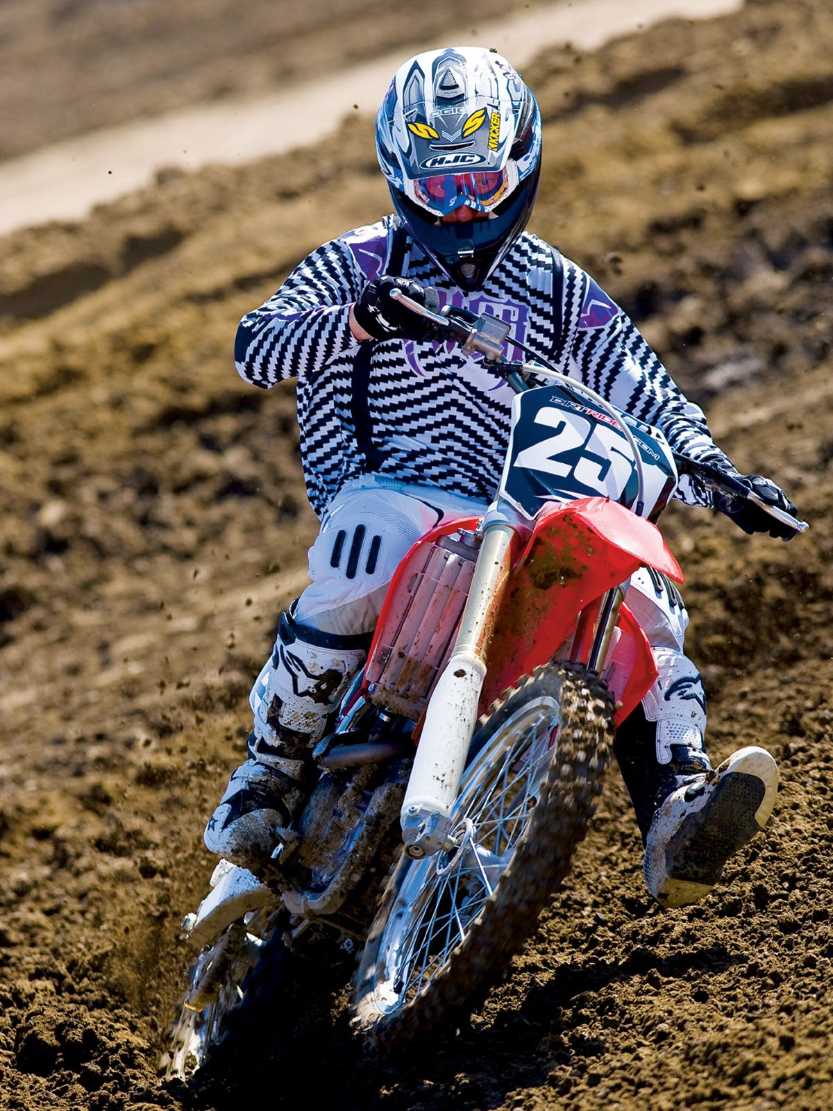 2010 Honda CRF250R - First Test - Dirt Rider Magazine | Dirt
