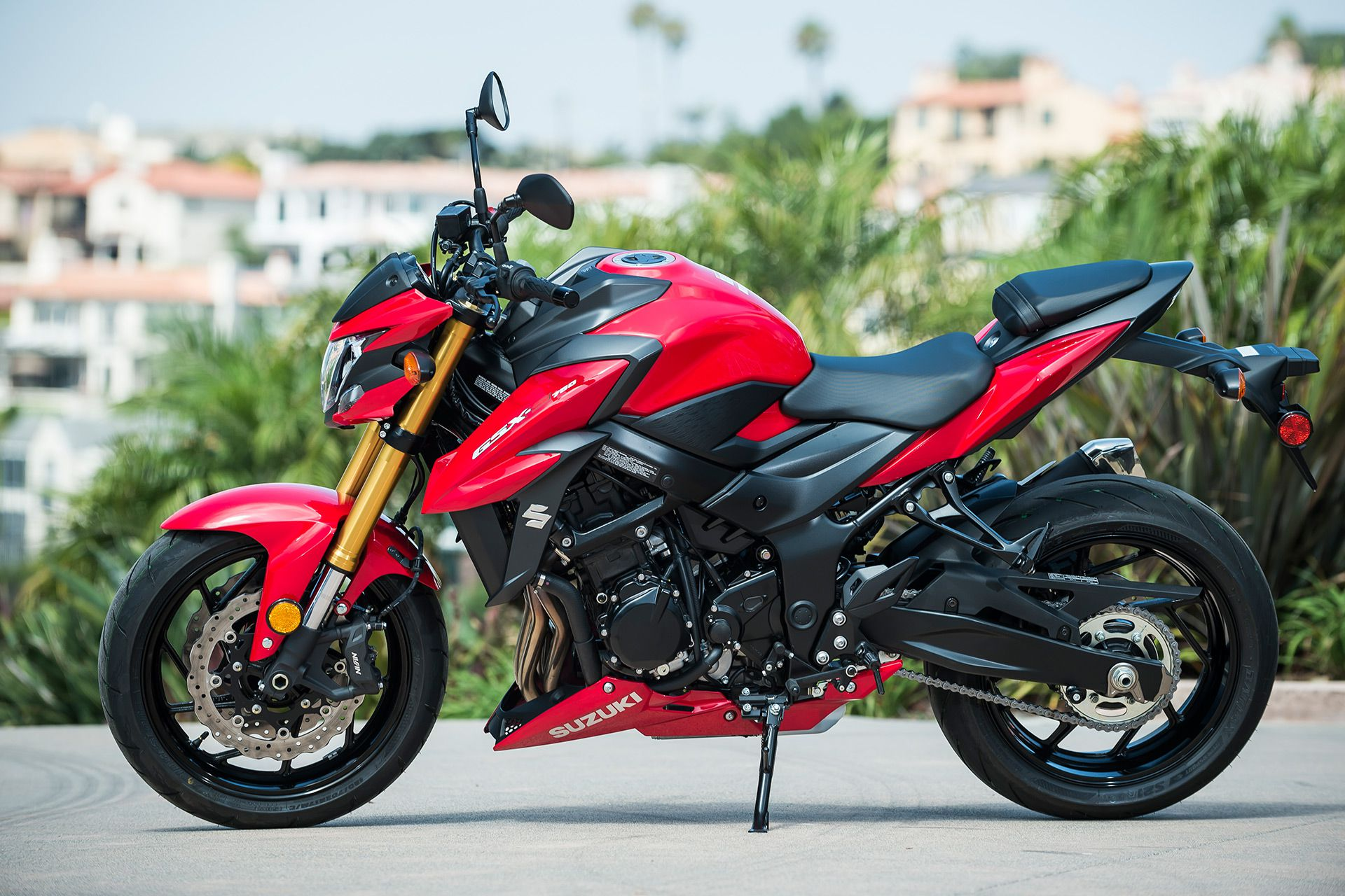 2018 Suzuki GSX-S750 Motorcycle Review | Cycle World