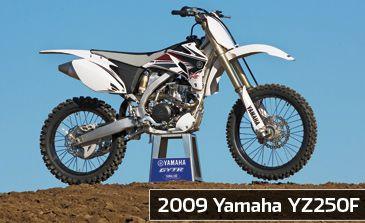 Riding Impression: 2009 Yamaha YZ250F | Cycle World