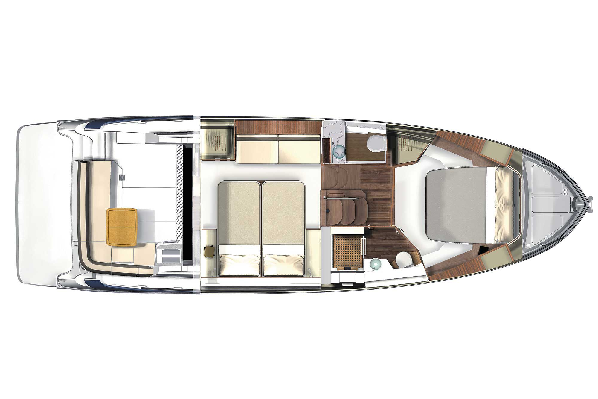Smart and Sporty: The Regal 42 Grande Coupe | Yachting